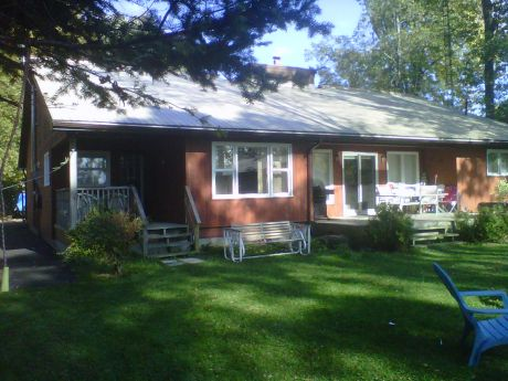Great Year Round Waterfront Cottage