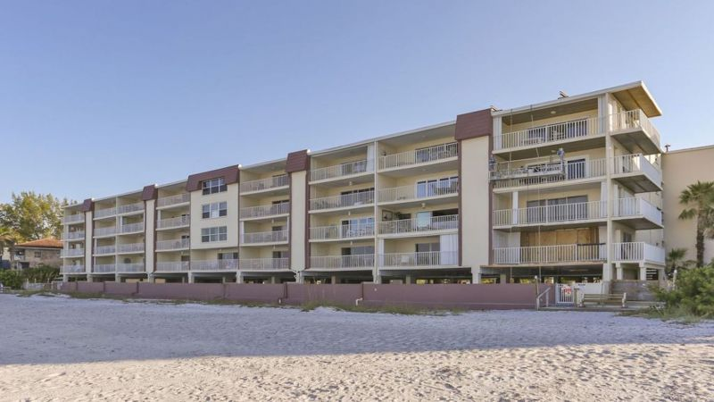 Family-Friendly Spacious 2BD/2BA Condo Directly on the Beach on Florida's Gulf Coast