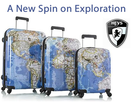 Heys Explore Spinner Luggage